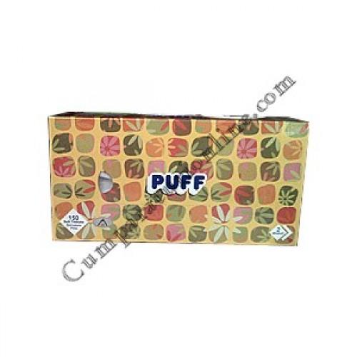 Servetele cutie pop-up Puff 150 buc.