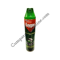Spray gandaci si furnici Baygon Protector 400 ml.