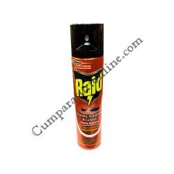 Spray gandaci si furnici Raid 400 ml.