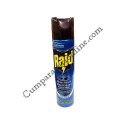 Spray muste si tantari Raid 400 ml.