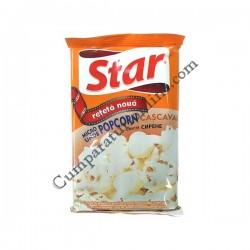 Star Popcorn microunde 80 gr. cascaval