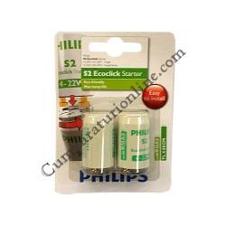 Starter Philips Ecoclik 4-6W S2 2buc./set