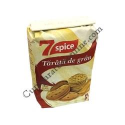 Tarate de grau Sapte Spice 500 gr.