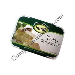 Tofu in saramura Inedit 300 gr. afumat