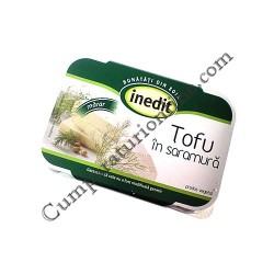 Tofu in saramura Inedit 300 gr. marar