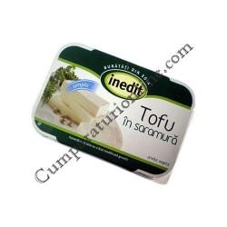 Tofu in saramura Inedit 300 gr. simplu