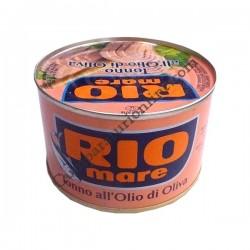 Ton in ulei de masline Rio Mare 240gr.