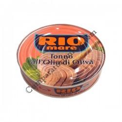Ton in ulei de masline Rio Mare 500gr.