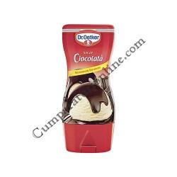 Topping de ciocolata Dr. Oetker 200 gr.