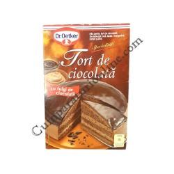 Tort ciocolata Dr. Oetker 550 gr.