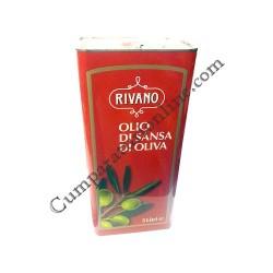 Ulei de masline Rivano 5l.