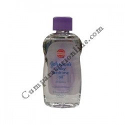 Ulei levantica Johnson`s Baby 200 ml.