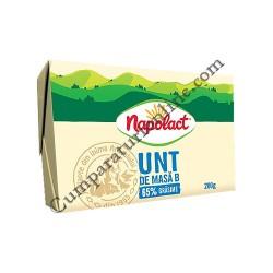 Unt de masa tip B Napolact 65% grasime 200 gr.