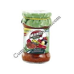 Zacusca traditionala Mandy 300 gr.