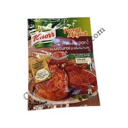 Knorr Punga Magica Friptura de porc cu usturoi si afumatura 29 gr.