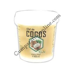 Ulei de cocos pentru prajit Solaris 800 ml.