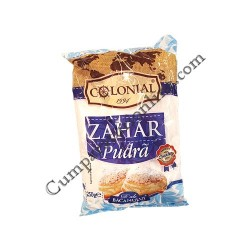 Zahar pudra Colonial 250 gr.