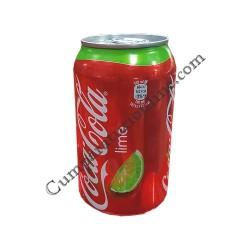 Coca Cola Lime doza 330 ml.