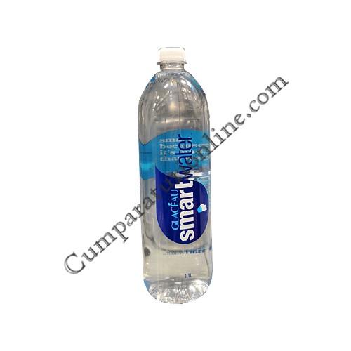 Apa plata cu minerale si saruri Smart Water Glaceau 1,1 l.