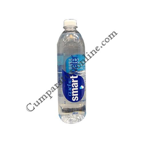 Apa plata cu minerale si saruri Smart Water Glaceau 0,6 l.