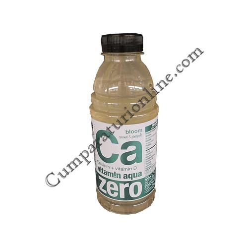 Apa plata cu vitamine CaVit. D Zero Vitamin Aqua 600 ml. Coconut&Pineapple