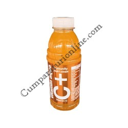 Apa plata cu vitamine Immunity C Vitamin Aqua 600 ml. Pineapple&Passion Fruit