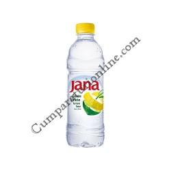 Apa plata fructata Jana Lemon 0,5 l.