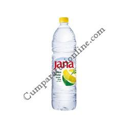 Apa plata fructata Jana Lemon 1,5 l.