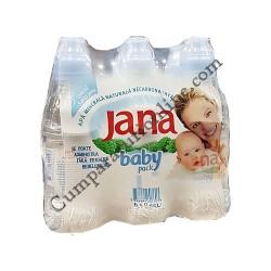 Apa plata Jana Baby 0,25l