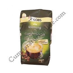 Cafea boabe Jacobs Kronung Caffe Crema 1 kg.