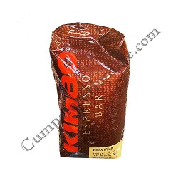 Cafea boabe Kimbo Extra Cream 1 kg.