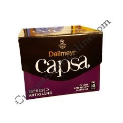 Cafea capsa Dallmayr Espresso Artigiano 56 gr.