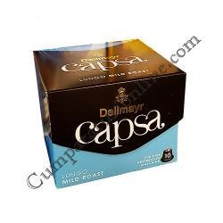 Cafea capsa Dallmayr Lungo Mild Roast 56 gr.