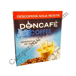 Cafea instant Mix Ice Coffee Doncafe 24x14 gr.