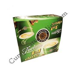 Cafea solubila Fortuna 3in1 Clasic 24x15,2 gr.