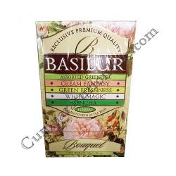 Ceai asortat Bouquet Basilur 20x1,5 gr.