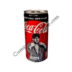 Coca Cola Zero doza 200 ml.