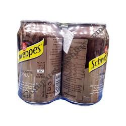 Schweppes Cola doza 330 ml.
