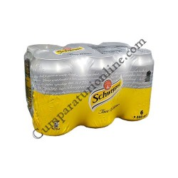 Schweppes Kinley Tonic Water doza 6x330 ml. pret/buc.