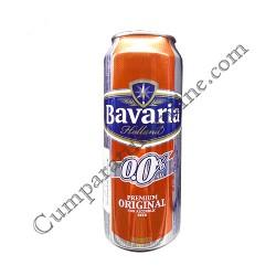 Bere fara alcool Bavaria doza 0,5l.