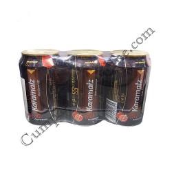 Bere fara alcool cu suc de rodie Karamalz 3x0,33l. pret/buc.