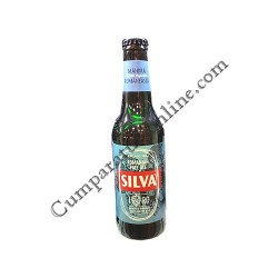 Bere Silva Craft Pale Ale 0,33 l sticla