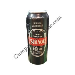 Bere Silva Craft Strong Dark Lager 0,5 l doza