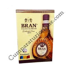 Palinca de prune 50% Bran 700 ml.