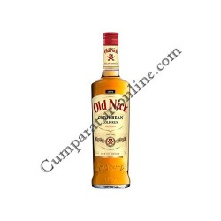 Rom Caribbean 37,5% Old Nick 700 ml. Gold