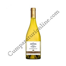 Vin alb Chateau Valvis Samburesti Chardonnay sec 0,75l.
