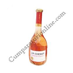 Vin rose J. P. Chenet Grenache-Cinsault demisec 0,75l. Franta