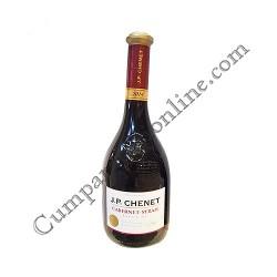 Vin rosu J. P. Chenet Cabernet-Syrah sec 0,75l. Franta