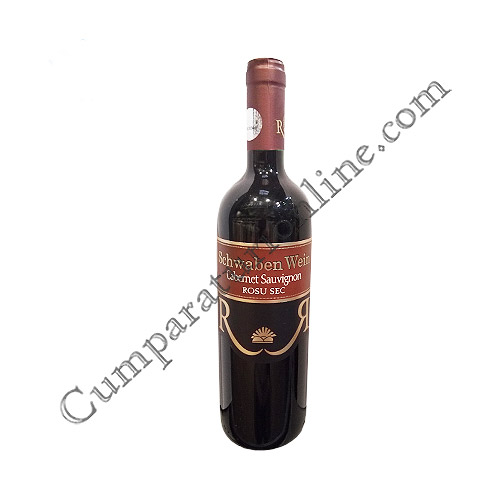 Vin Schwaben Wein Cabernet Sauvignon sec 0,75l.