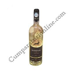 Vn alb Crama Ceptura Sauvignon Blanc sec 0,75l.